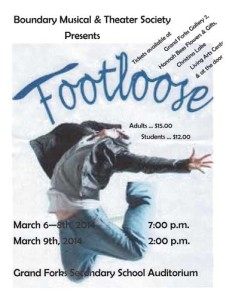 Footloose @ Grand Forks Secondary School | Grand Forks | British Columbia | Canada