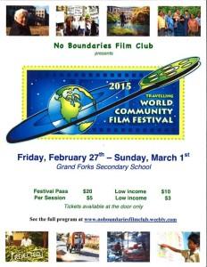 Traveling World Community Film Festival