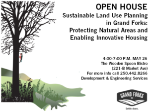 Sustainable Land Use Planning @ The Wooden Spoon | Grand Forks | British Columbia | Canada