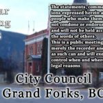 City Council Jan 13, 2020