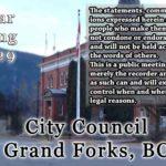 City Council June 29, 2020